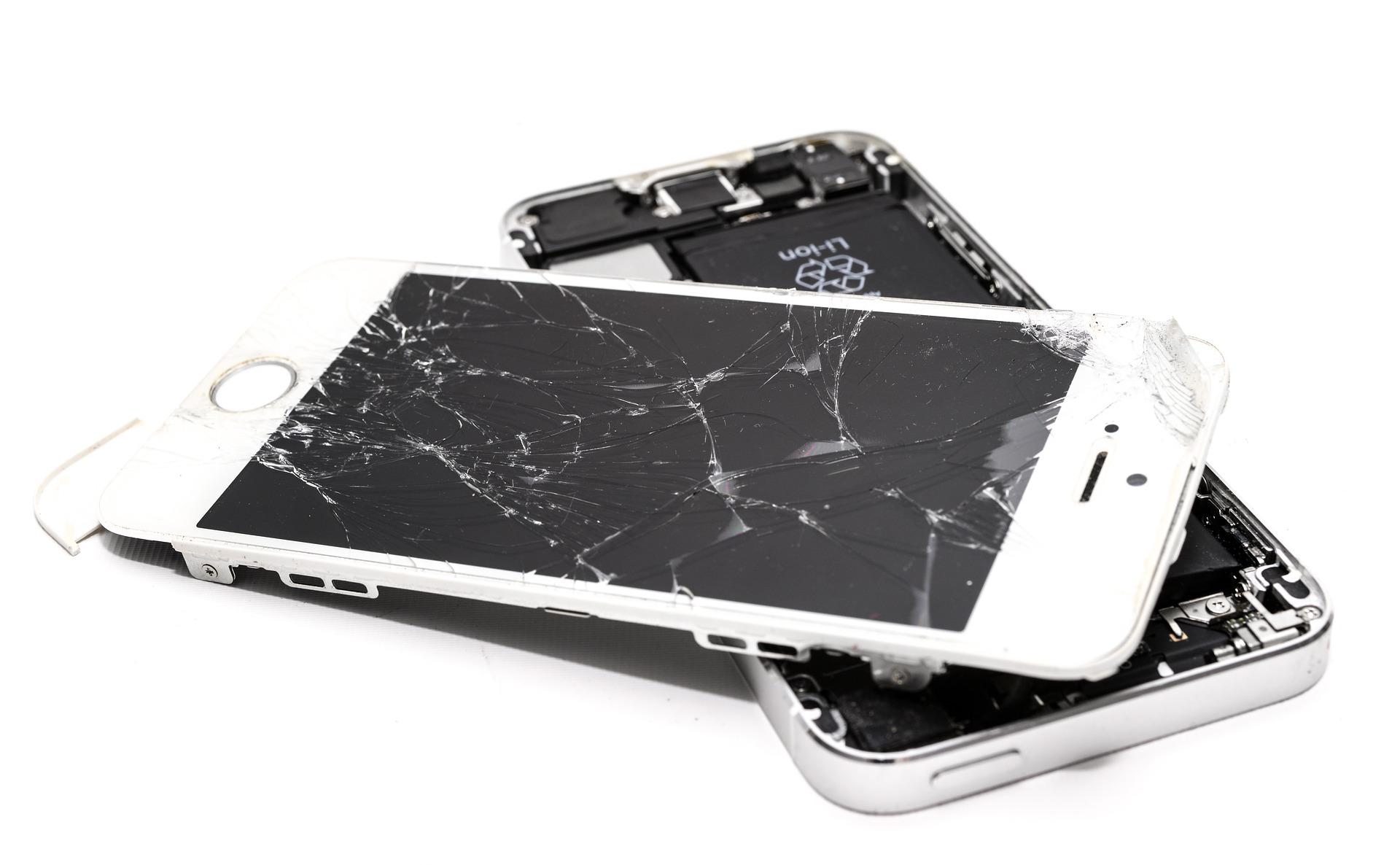 Riparazione cellulari smartphone iphone